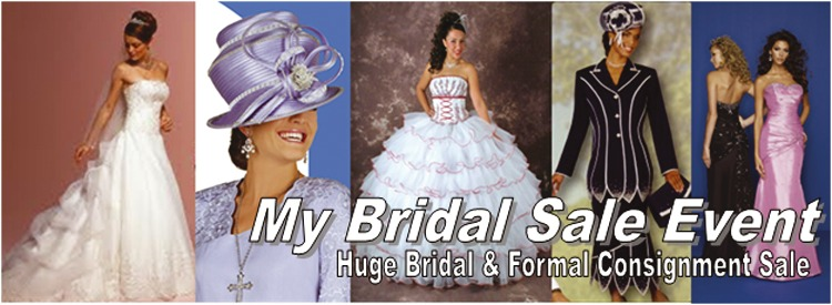 My Bridal Sale Event & Wedding Fair